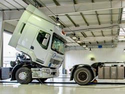 Как выбрать грузовой автосервис для автопарка?